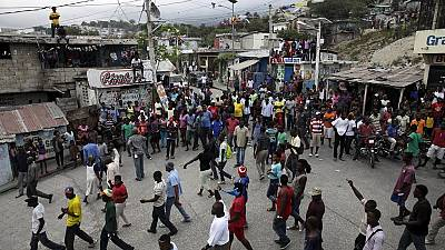 Protests in Haiti enter fifth day