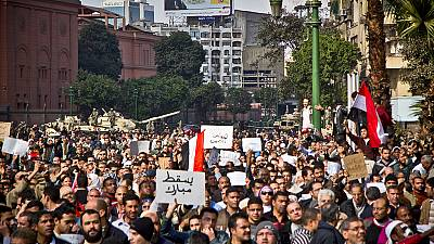 Egypt marks 5th anniversary of revolution