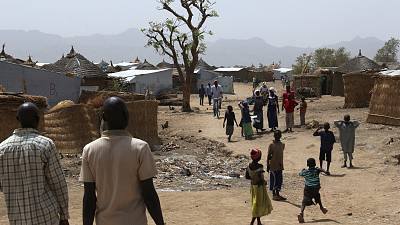 Displaced people in Maiduguri dream of living a normal life