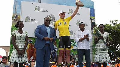 Adrien Petit wins Amissa Bongo cycling race