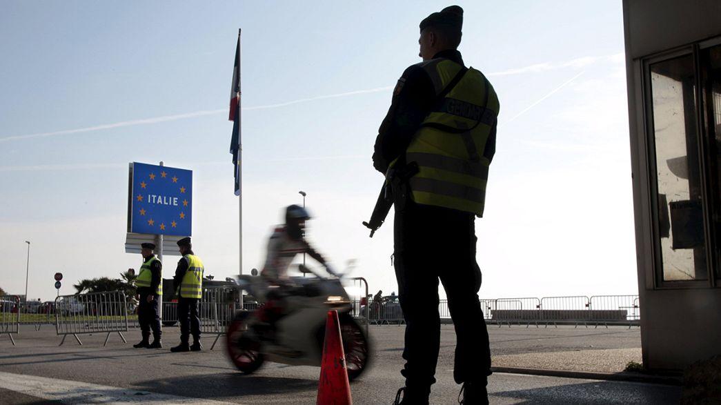 Espaço Schengen: alargamento dos controlos fronteiriços em discussão