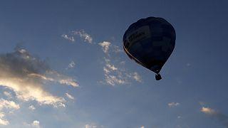 Havada balon balesi