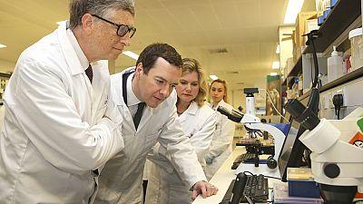 Un fonds Gates-Osborne pour la lutte contre le paludisme