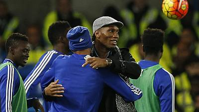 Drogba's Chelsea return in limbo
