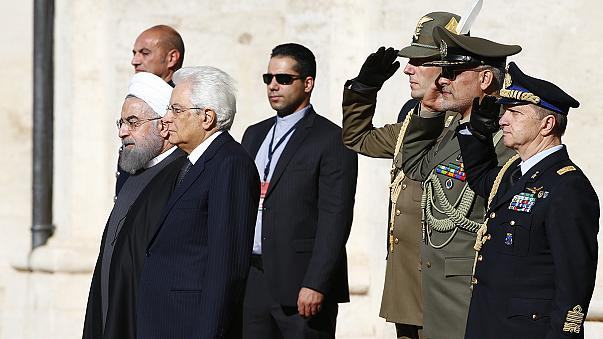 Iran: why President Rouhani is in Rome and Paris