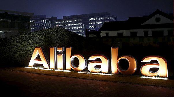Gyengült az Alibaba webáruház teljesítménye