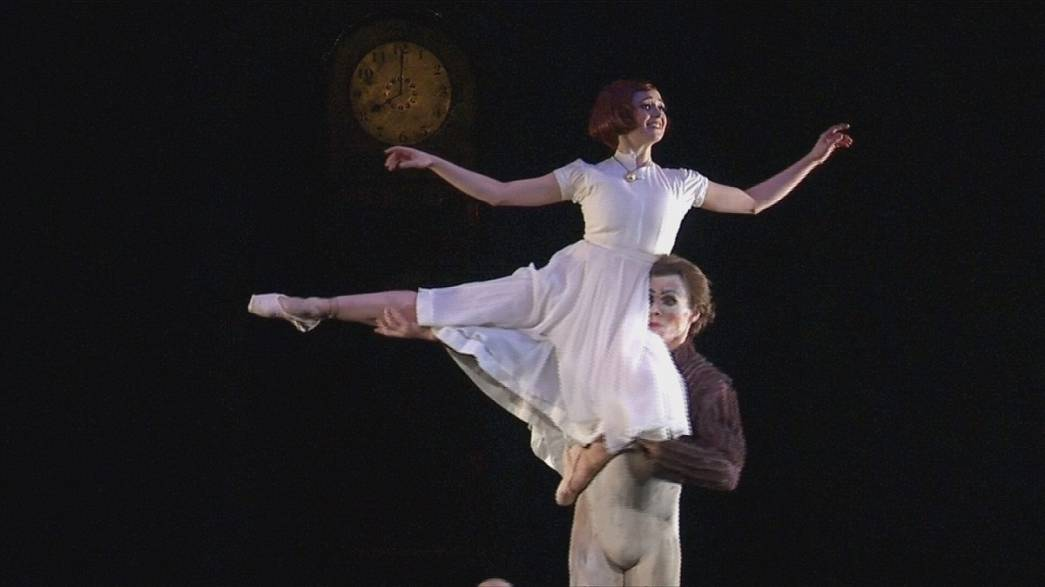 The Nutcracker with a modern twist by the Royal Ballet of Flanders