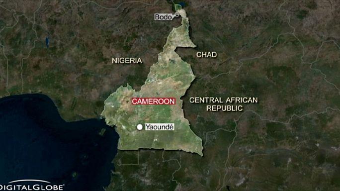 Öngyilkos merénylet Kamerunban