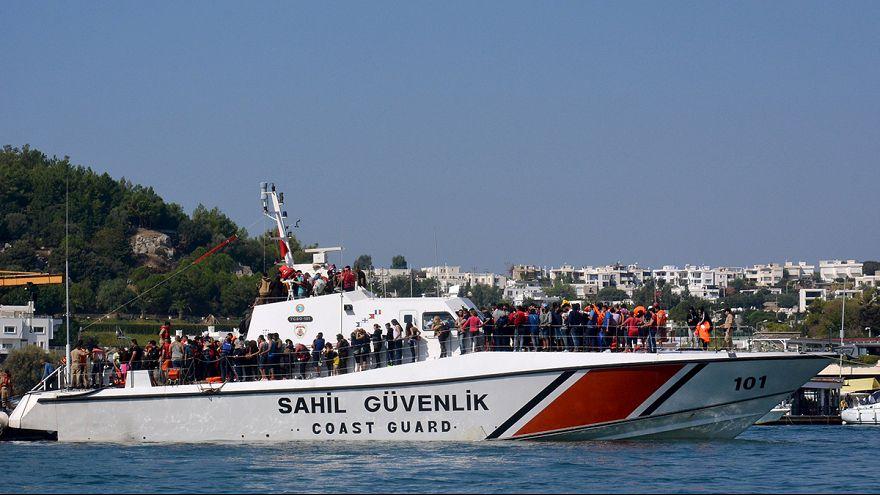 """Mogherini: Dinheiro para Turquia gerir fluxo migratório disponível dentro de """"prazo razoável"""""""