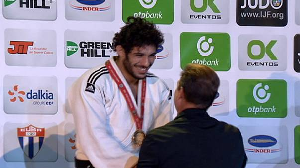 Havana Grand Prix 2016: Cuban judokas strike gold on final day of home event