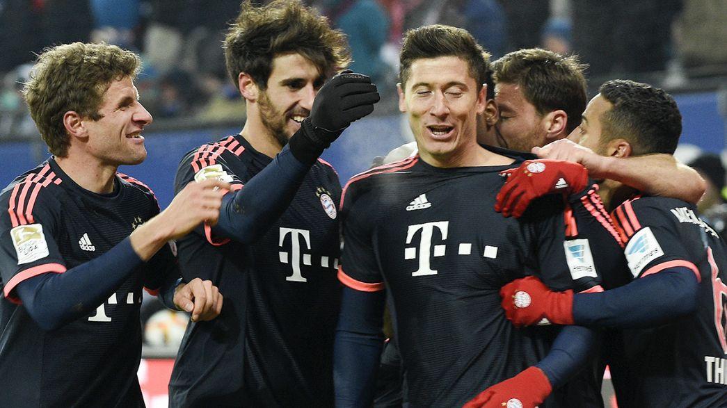 The Corner: Bayern und Dortmund starten siegreich ins neue Jahr