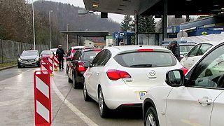 Страны ЕС - за временный контроль на внутренних шенгенских границах на срок до двух лет