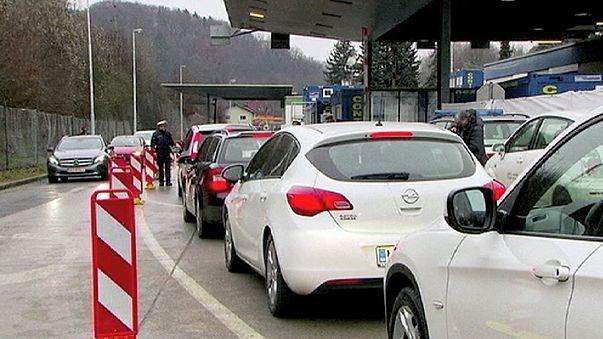 Estados-membros querem extensão de controlo de fronteiras no espaço Schengen