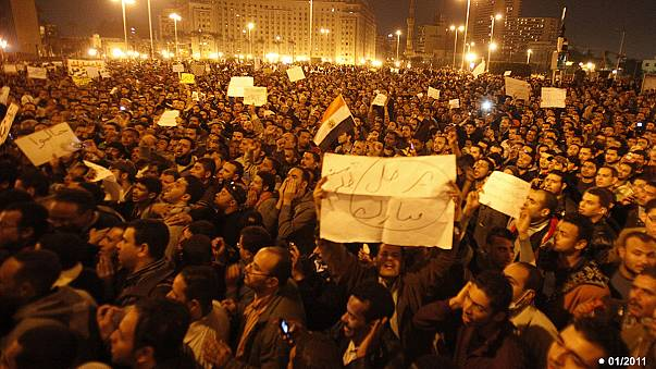 Praça Tahrir, cinco anos depois