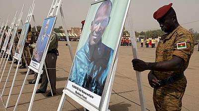 Burkina Faso: Kabore pays tributes to victims of attack