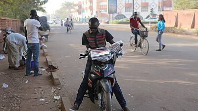 Burkina Faso lifts 5-month curfew