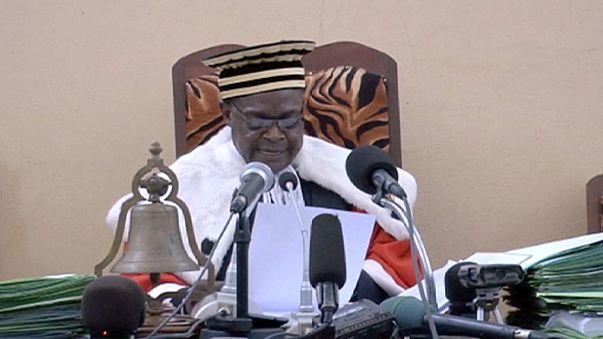 Legislativas anuladas na República Centro-Africana
