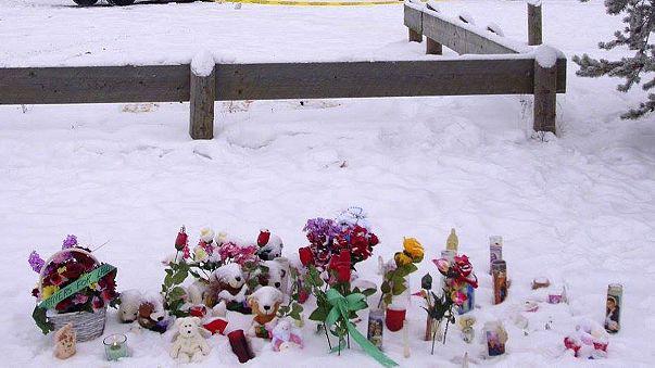 Kanada'da silahlı saldırı kurbanları için anma töreni