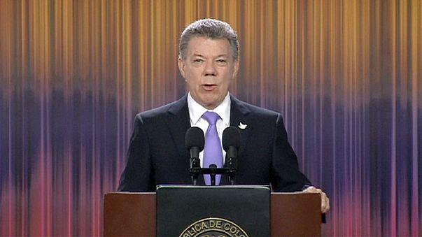 الأمم المتحدة تقبل بالإشراف على تنفيذ اتفاق السلام في كولومبيا
