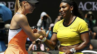 Australian Open: Williams rolls past Sharapova,advances to semifinals
