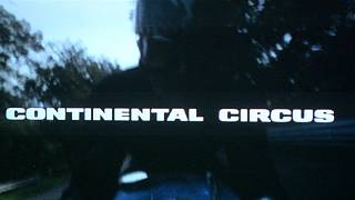نمایش فیلم «سیرک کنتینانتال» و هیجان مسابقات موتورسواری
