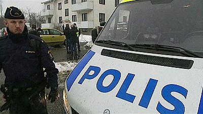 Sweden boosts police resources after refugee centre stabbing