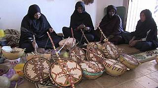 A Traditional Tuareg Instrument for Women Makes a Comeback