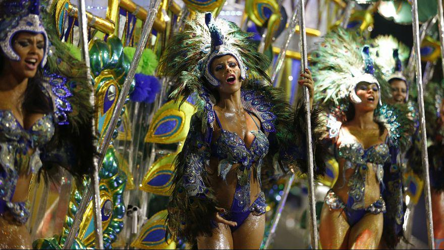 بزن و برقص در ریو!