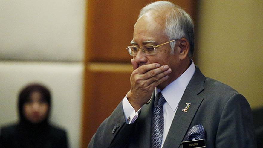 Malaysia PM cleared over $681 million Saudi gift