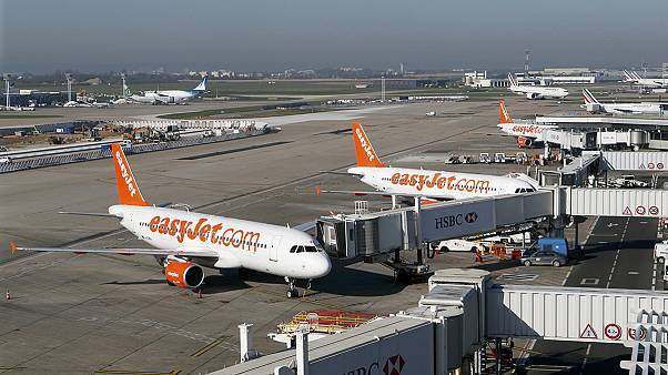 Easyjet shares down on security fears profit effects