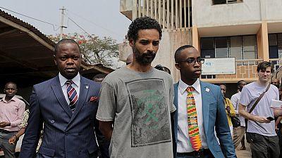 Ghana : la justice sur le point d'extrader Artur Simpson-Kent