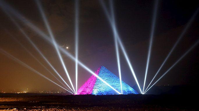 Beszkenneli a piramisokat egy nemzetközi kutatócsoport