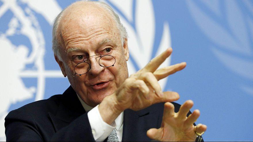 UN invitations to Syrian peace talks spark controversy