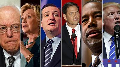Where do US presidential candidates stand on foreign policy?
