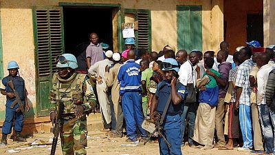 Centrafrique : législatives annulées, 2 ex-Premiers ministres au second tour de la présidentielle