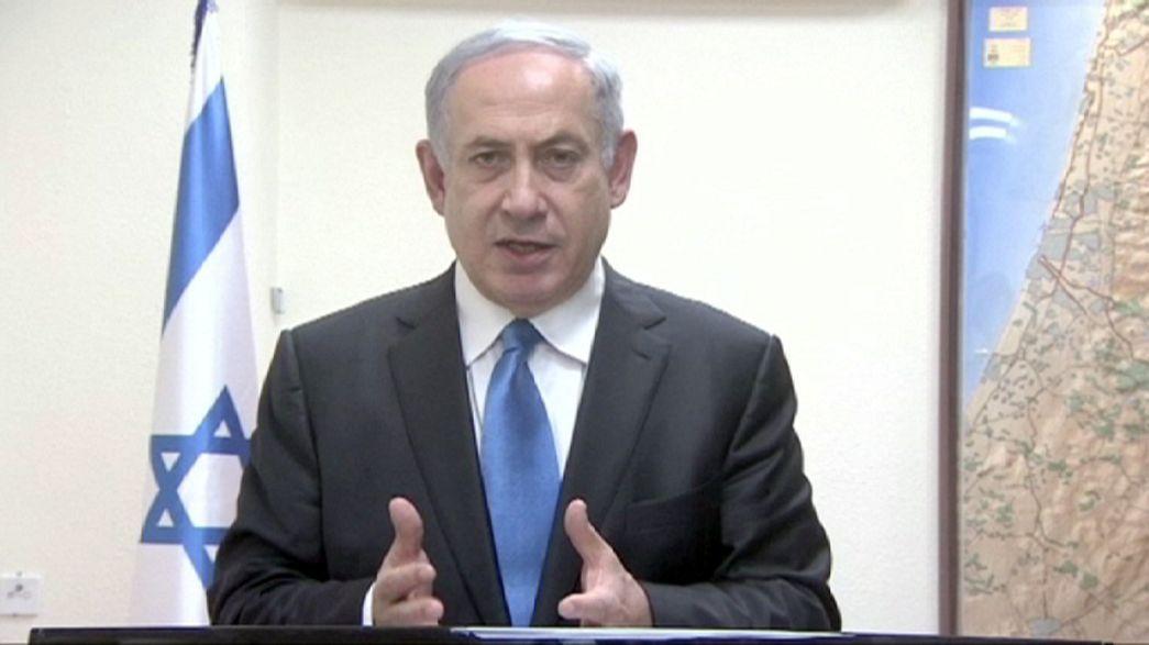Генсек ООН и израильский премьер обменялись обвинениями