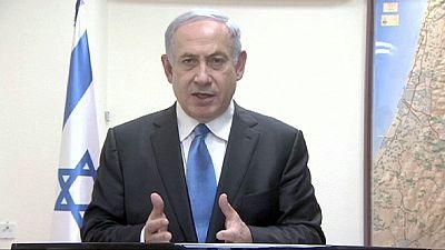 Choque entre Ban Ki-moon y Netanyahu por los asentamientos israelíes en Cisjordania
