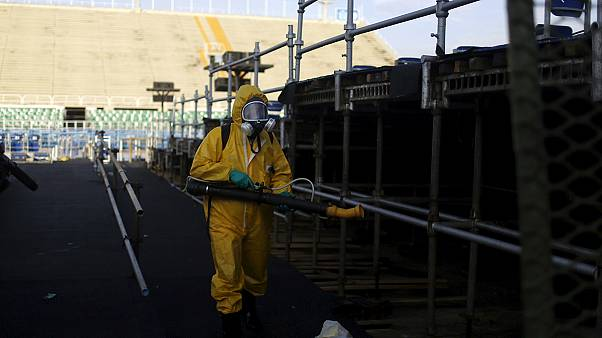 Brasil mobiliza exército contra o Zika