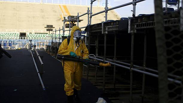Brazil sends in troops to help eradicate mosquito-borne Zika virus