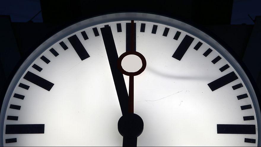 World still three minutes from 'apocalypse' according Doomsday Clock