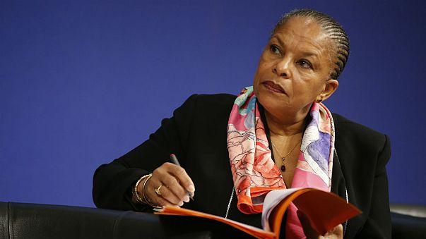 Zu links? In Frankreich ist Justizministerin Taubira zurückgetreten