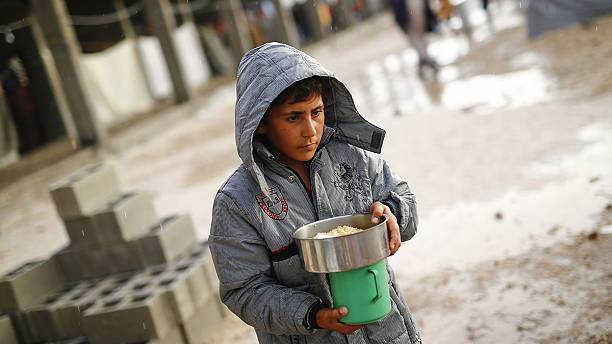 Can aid help to resolve the Syrian crisis?