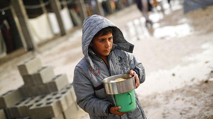 A segély hozzájárulhat a szíriai válság megoldásához?