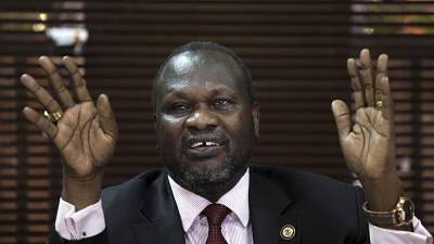 South Sudan rebel leader again accuses President Kiir of violating peace deal