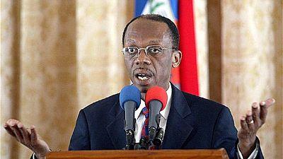 L'ex-président Jean-Bertrand soupçonné d'attiser la crise électorale en Haïti