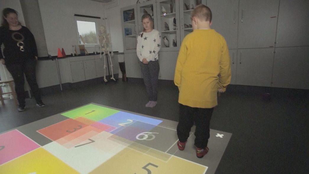 Lernen mit Bewegung - Neue Konzepte auf der Bildungsmesse BETT