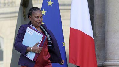 France : Christiane Taubira démissionne du gouvernement