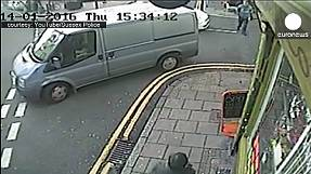 DISTURBING: Shocking hit-and-run caught on CCTV