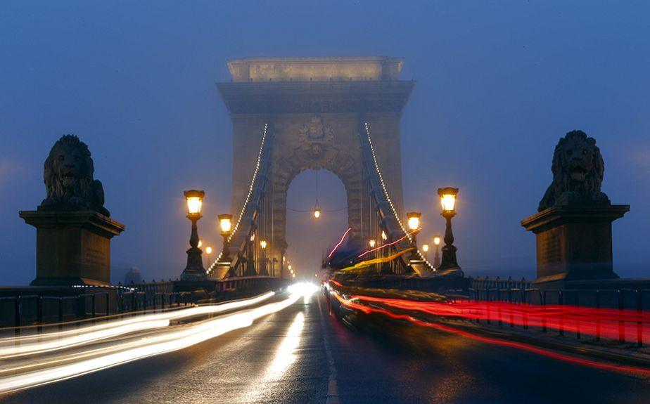 Budapest, entre ombres et lumières