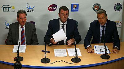 Les dirigeants du tennis mondial annoncent une commission d'enquête indépendante